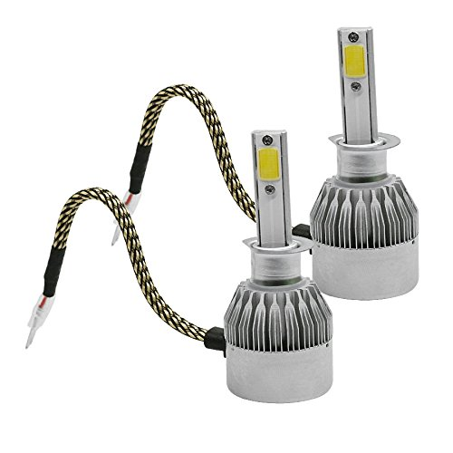 LED Kit C6, H1 3800LM ανά λάμπα 36W LED KIT, LED DRL ,LED Λαμπτήρες, Φανοί Τράκτορα