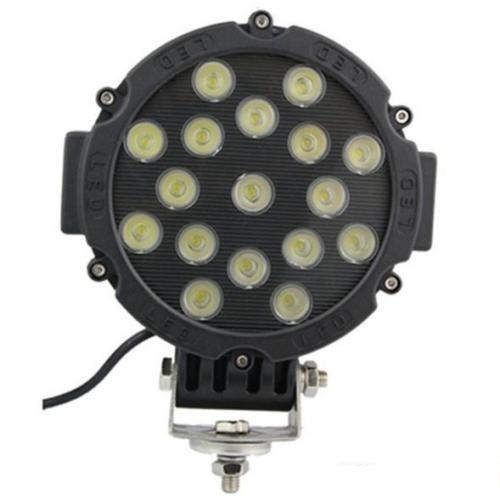 Προβολέας Εργασίας EPISTAR LED 51 Watt Υψηλής Ισχύος 10-30 Volt